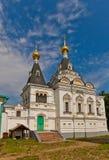 Saint Elizabeth church (1895) in Dmitrov, Russia Royalty Free Stock Photo