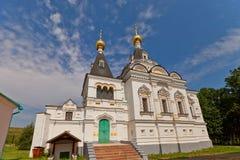 Saint Elizabeth church (1895) in Dmitrov, Russia Royalty Free Stock Photography