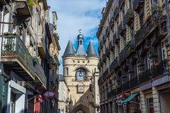 Saint-Eloi church in Bordeaux, France Stock Photo