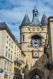 Saint-Eloi church in Bordeaux, France Stock Images