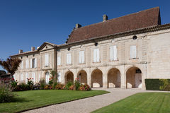 Saint Emilion. In Gironde, Aquitaine, France Royalty Free Stock Photography