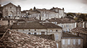 Saint Emilion Stock Images