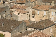 Saint Emilion Stock Photography