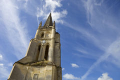 Saint Emilion Royalty Free Stock Photo