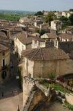 Saint Emilion in Aquitaine. France, the city of Saint Emilion in Aquitaine royalty free stock photo