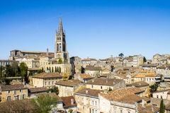 Saint Emilion, Bordeaux, France Royalty Free Stock Photo