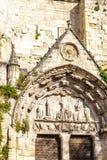 Saint-Emilion, Bordeaux, Francie. Eu europe european union france unesco western architecture building cities city exterior historic historical history house royalty free stock image
