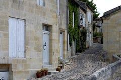Saint-Emilion, France Stock Photos