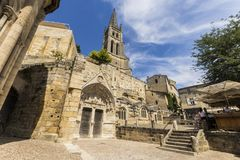 Saint Emilion, France foto de stock royalty free