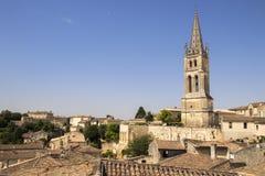 Saint Emilion, France imagem de stock royalty free