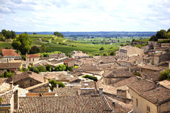Saint-Emilion, France Stock Images