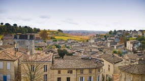 Saint Emilion in France Royalty Free Stock Image