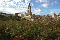 Saint Emilion, France Royalty Free Stock Images