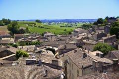 Saint-Emilion, France Stock Images