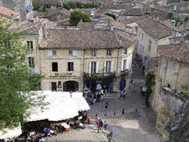 Saint-Emilion Stock Images