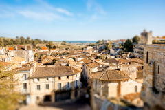 Saint Emilion village Royalty Free Stock Image