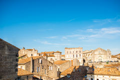Saint Emilion village Royalty Free Stock Photo