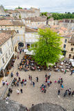 Saint-Emilion village Royalty Free Stock Photo