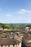 Saint-Emilion village near Bordeaux Royalty Free Stock Images