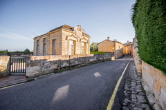 Saint Emilion village Royalty Free Stock Photos