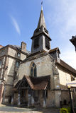 Saint Etienne church at Honfleur, Normandy, France Royalty Free Stock Images