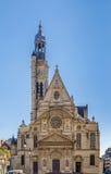Saint Etienne du Mont church, Paris Royalty Free Stock Photo