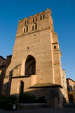 Saint-Etiennekathedrale stockbild