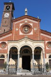 Saint Eufemia church, Milan Stock Photography
