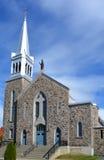 Saint Eugene church Stock Photography