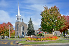 Saint Eugene church Royalty Free Stock Photo