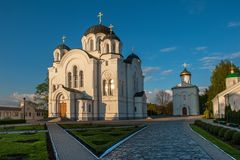 Saint Euphrosyne Monastery Royalty Free Stock Photos