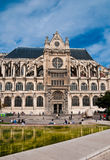 Saint Eustache church in Paris. Stock Photography