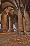 saint för abbeymichel mont Arkivbilder