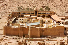 saint för catherine kloster s Royaltyfri Bild