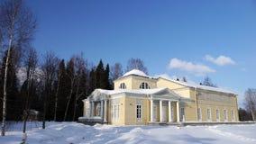 saint för des-pavillonpavlovsk petersburg ro Arkivfoton