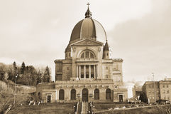 saint för joseph oratory s Royaltyfria Bilder