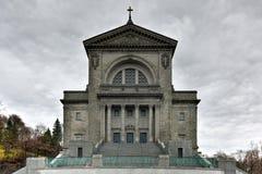 saint för joseph oratory s Fotografering för Bildbyråer