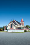 Saint Faiths Church, Rotorua Royalty Free Stock Photos
