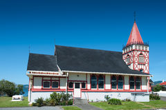 Saint Faiths Church, Rotorua Stock Image