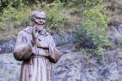 Saint Father Pio Royalty Free Stock Photos
