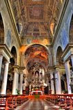 Saint faustino church - brescia Royalty Free Stock Images