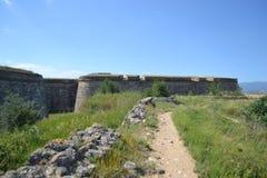 Saint Ferran Castle in Figueres Stock Images