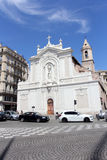 Saint Ferreols church in Marseille, France. Stock Photography