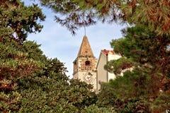 Saint Filip and Jacob church view Stock Photos