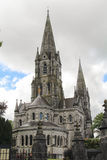 Saint Fin Barre`s Cathedral, Cork City, Ireland Stock Photo
