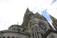 Saint Fin Barre`s Cathedral, Cork City, Ireland Stock Photos