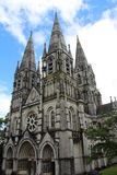 Saint Fin Barre`s Cathedral, Cork City, Ireland Stock Photography