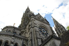 Saint Fin Barre`s Cathedral, Cork City, Ireland Stock Images