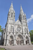 Saint Fin Barre's Cathedral in Cork, Ireland. Stock Photography