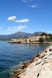 Saint Florent. Royalty Free Stock Photos
